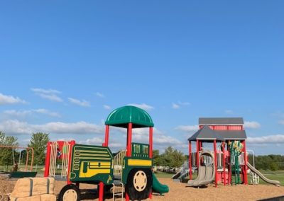 New Playground next to Pavilion #2